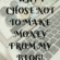 Why I chose not to make money from my blog.